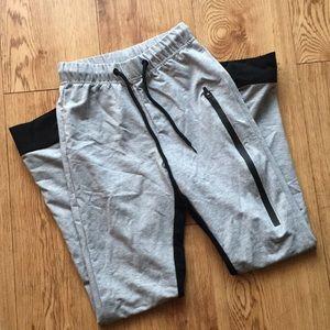 Pants - Skinny Gray Joggers